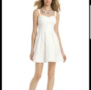 Z SPOKE BY ZAC POSEN WHITE AS SNOW BRIDAL DRESS 0